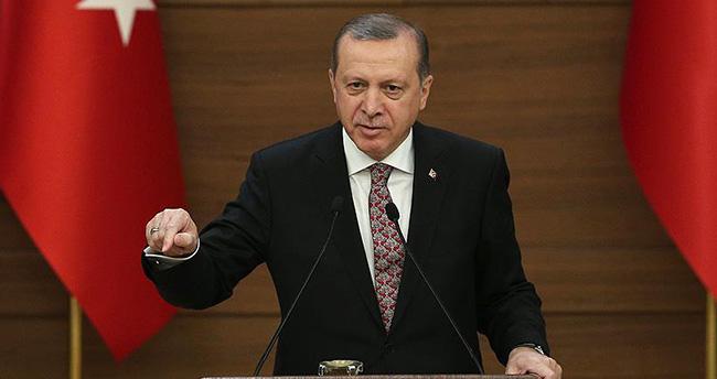 Cumhurbaşkanı Erdoğan Konyalı muhtarlara seslendi