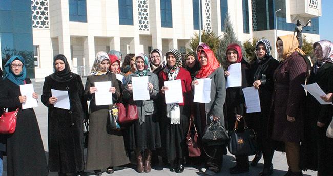 Konyalı kadınlardan Kılıçdaroğlu'na suç duyurusu