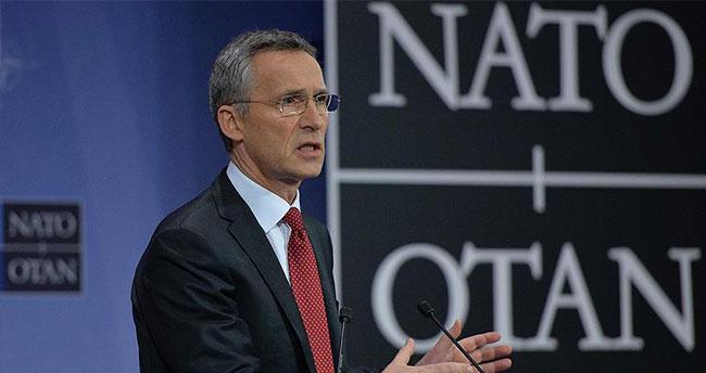 NATO Genel Sekreteri Stoltenberg: Sığınmacı kriziyle ilgili yarın bir karara varmayı umut ediyorum