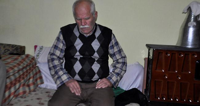 Şehit Yüzbaşı Fatih Yaşar'ın Konya'daki baba evine ateş düştü