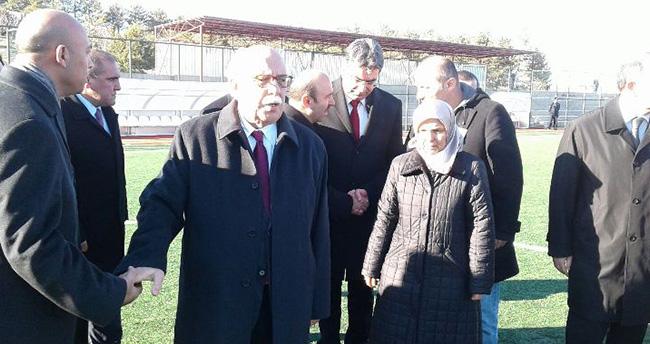 Bakan Avcı'dan Konyalı şehit adına okul sözü