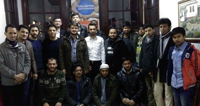 Konya Ak Gençlik'ten Limitsiz Kardeşlik programı