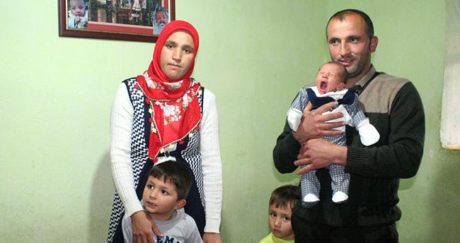 Konyalı Bilal Erdoğan'ın oğlu Recep Tayyip doğdu