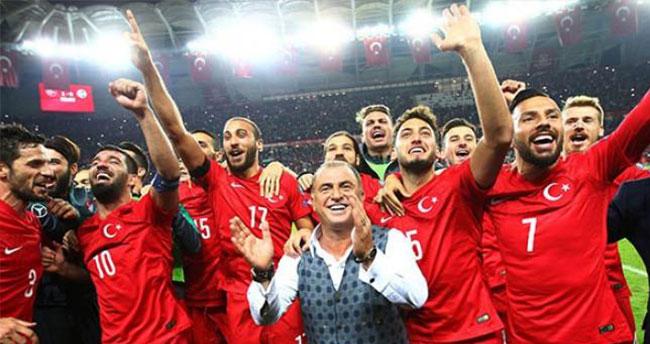Türk Milli takımına müjdeli haber!