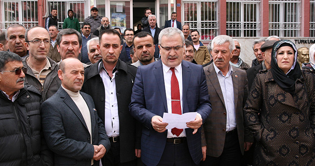 Ak Parti Kulu'dan Kemal Kılıçdaroğlu'na suç duyurusu