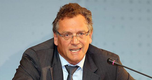 Eski FIFA Genel Sekreteri Valcke'ye 12 yıl men cezası