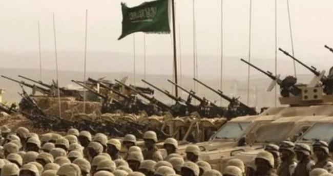 Suudi Arabistan Kara harekatı için tarih açıkladı