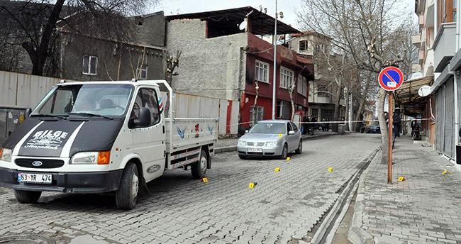 Konya'da silahlı kavga : 2 yaralı