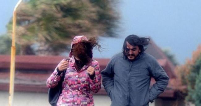 Konya'ya rüzgar ve yağış uyarısı – Konya Hava Durumu