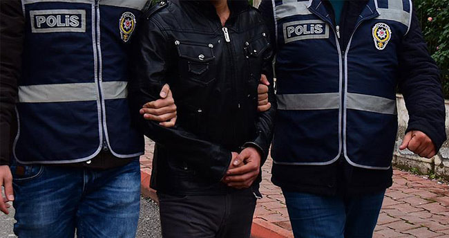 YDG-H'nin sözde 'Türkiye hamle sorumlusu' yakalandı