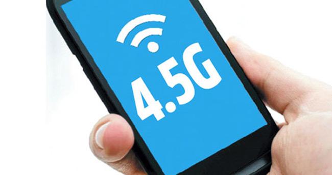 4.5G'yi destekleyen telefonların tam listesi