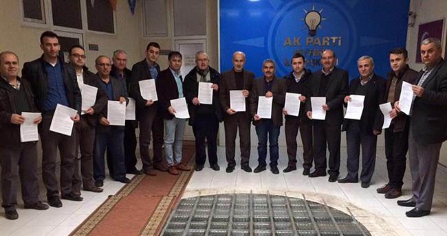 AK Parti Beyşehir'den Kılıçdaroğlu'na suç duyurusu