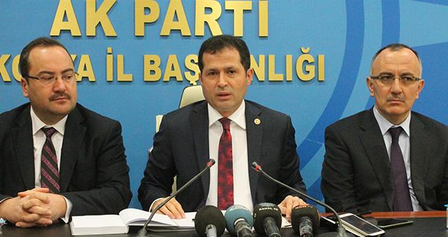 Milletvekili Altunyaldız Konya projelerini anlattı