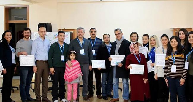 Selçuklu'da öğretmenlere Değerler semineri