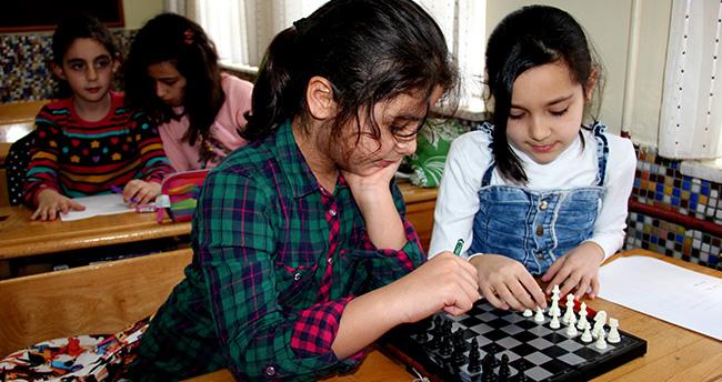 Seydişehir'de Satranç Kursu açıldı