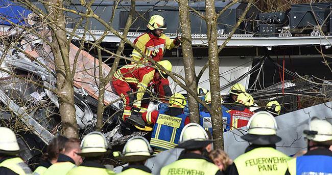 Almanya'daki tren kazasının insan hatası kaynaklı olduğu kesinleşti