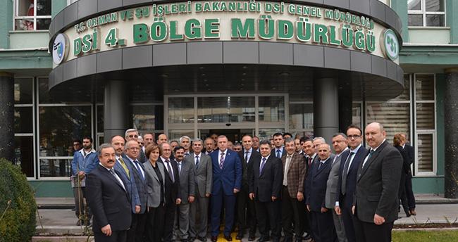 Birol Çınar DSİ'nin yeni Bölge Müdürü oldu