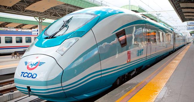 Çok yüksek hızlı trenin ikincisi de Türkiye'de