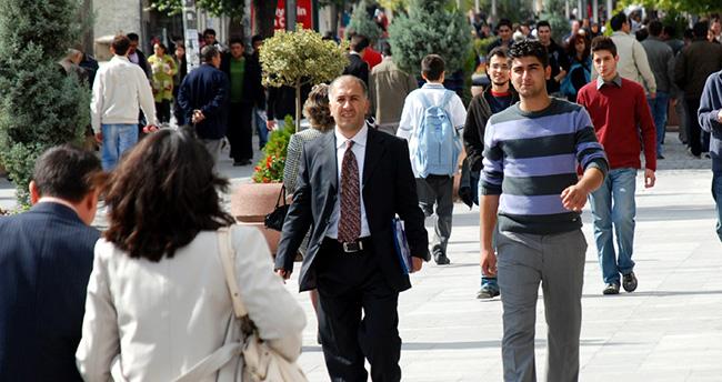 Konya'nın yaş ortalaması açıklandı