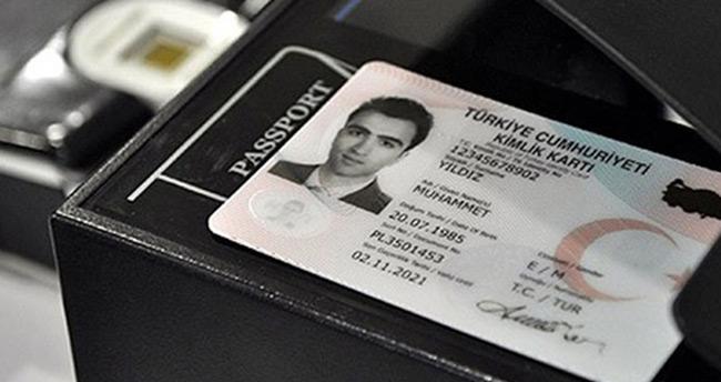 Yeni kimlik kartlarında 'din' hanesi isteğe bağlı