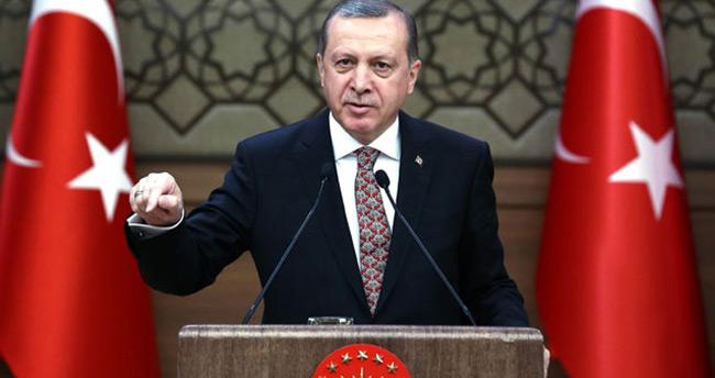 Cumhurbaşkanı Erdoğan: İpe un sermek denir buna!