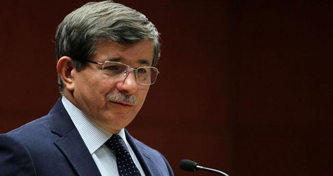 Davutoğlu'ndan Ankara'daki patlamayla ilgili açıklama