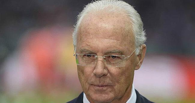 FIFA'dan Beckenbauer'a para cezası