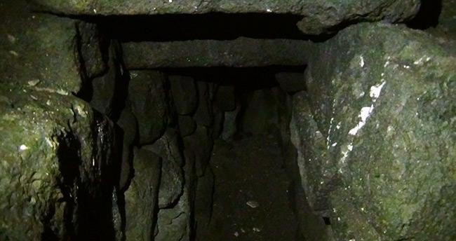 İşte teröristlerin kaçmak için kullandığı o tünel