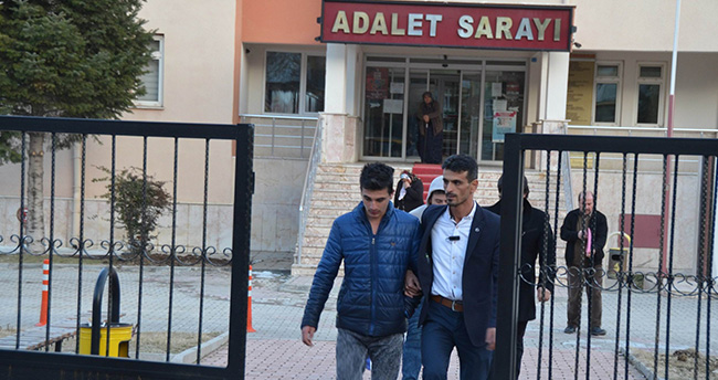 Seydişehir'de 2 hırsız tutuklandı