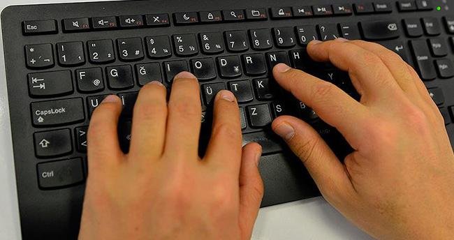 'F klavyenin faydaları saymakla bitmiyor'