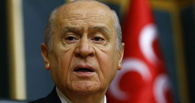 MHP Genel Başkanı Bahçeli: Birlik ve kardeşliğimizin hisarlarında gedik açılmayacak