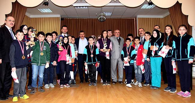 Seydişehir'de Ortaokullar Arası bilgi yarışması