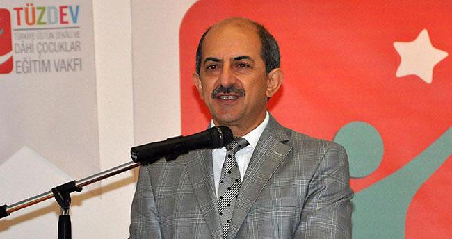 TÜDEV Başkanı Tekden: Türkiye'de 400 bin civarında üstün zekalı çocuk var