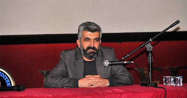 """Akşehir'de """"Ehl-i Beyt Sevgisi"""" konferansı"""