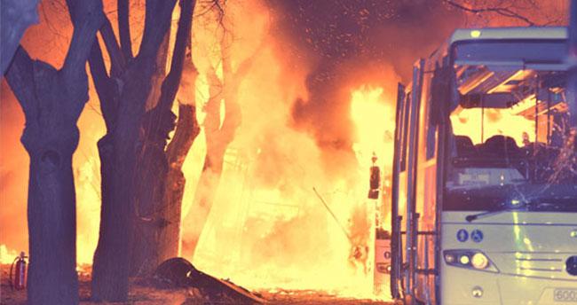 Ankara'daki saldırıyı TAK üstlendi iddiası