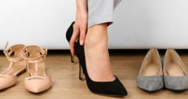 Ayaklarınız arasında numara farkı varsa dikkat!