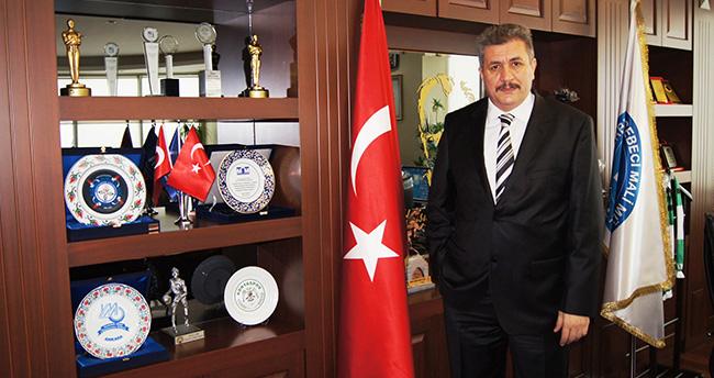 Konya SMMMO Başkanı İsmail Turan terörü kınadı