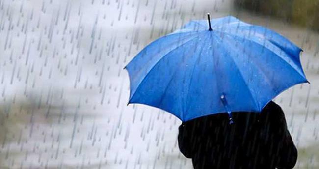 Konya'ya hafta sonu yağış geliyor-Konya hava durumu