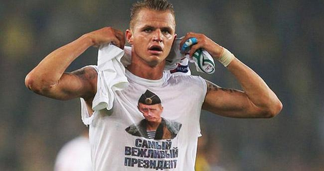 Putin tişörtüne tarihi ceza!