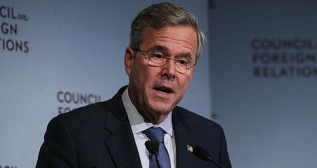 ABD'de Cumhuriyetçi aday adayı Bush yarıştan çekildi