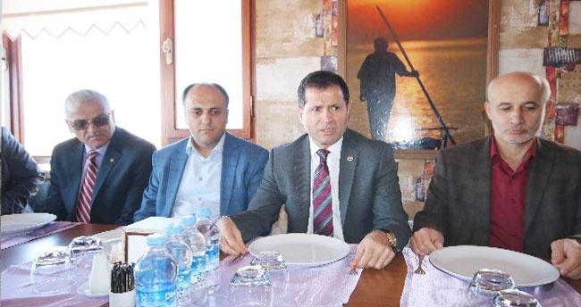 Altunyaldız Beyşehir'de Sanayicilerin Sorunlarını Dinledi