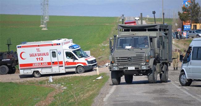 Bombalı saldırıda yaralanan asker şehit oldu