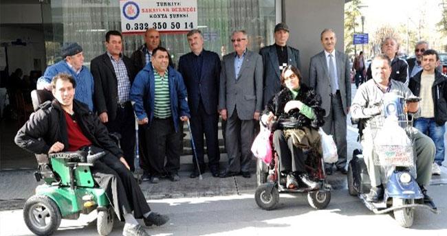 Engelli Derneklerinin Faaliyetleri Şehre Katkı Sağlıyor
