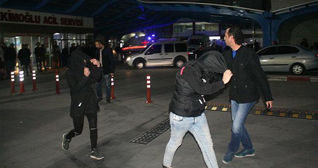 Konya'da fuhuş operasyonu