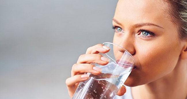 Suyu içmeyin yiyin!