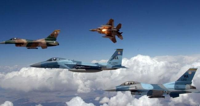 Türk uçakları bu sabah havalandı! Rota ABD