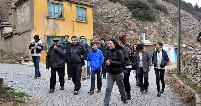 Akşehir'de Farkını Hisset projesi dikkat çekti