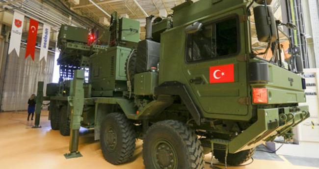 """ASELSAN O Silahı TSK'ya teslim etti – Düşman radarları """"kör"""" olacak"""