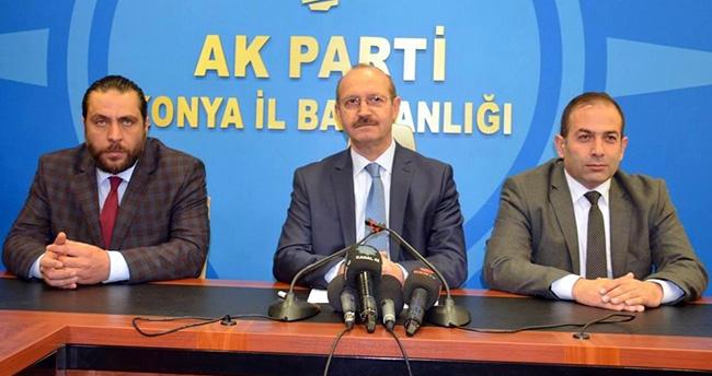 Başbakan Konya'da 42 tesisin açılışını yapacak
