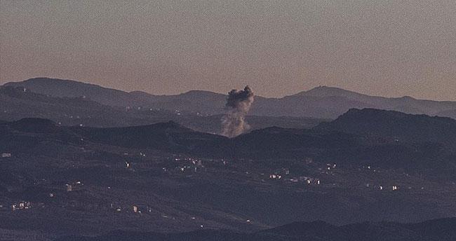 Esed güçleri Türkmen köyü Ağcabayır'a girmeye çalışıyor